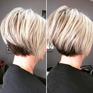 Coupe cheveux court